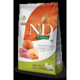 N&D Pumpkin Boar & Apple Adult Mini Dog Food